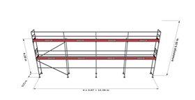 Bild på Rampaket stål 13 (12x6m)