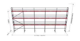 Bild på Rampaket stål 21 (15x8m)
