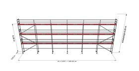 Bild på Rampaket stål 22 (18x8m)