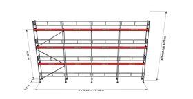 Bild på Rampaket alu 20 (12x8m)