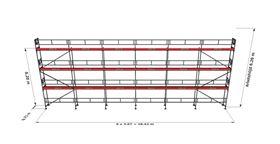 Bild på Rampaket alu 22 (18x8m)