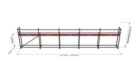 Bild på Modulställningspaket 7 (15x4m)