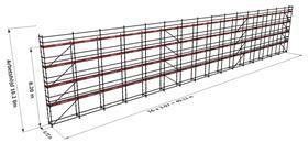 Bild på Modulställningspaket (501 m²)