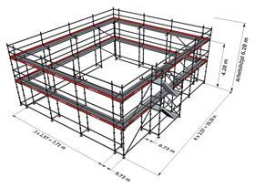 Bild på Modul Lilla villan (223 m²)