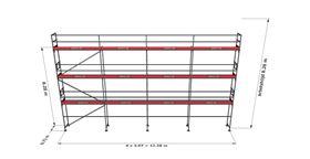 Bild på Rampaket stål 20 (12x8m)
