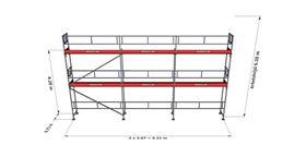 Bild på Rampaket alu 11 (9x6m)
