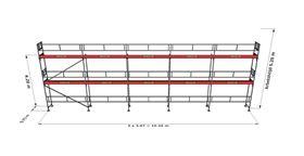 Bild på Rampaket alu 15 (15x6m)
