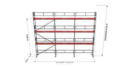 Bild på Rampaket alu 19 (9x8m)