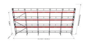 Bild på Rampaket alu 21 (15x8m)