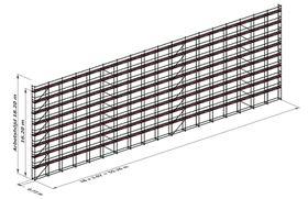 Bild på Modulställningspaket (1006 m²)