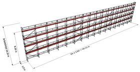 Bild på Rampaket alu (501 m²)