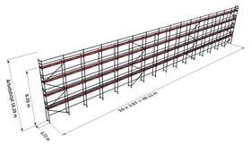 Bild på Rampaket stål 501 m²