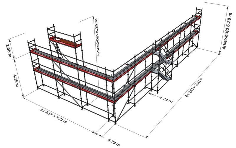 Bild på Modul Halva Villan (148 m²)