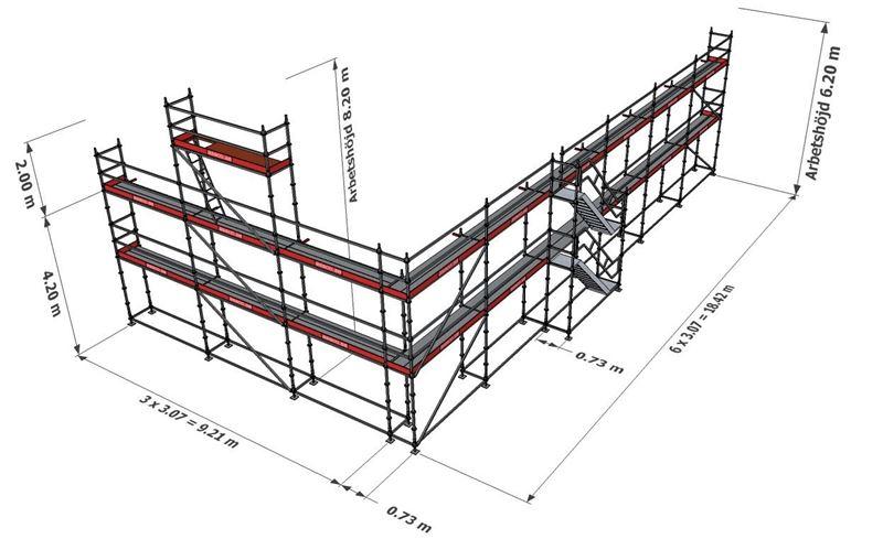 Bild på Modul Halva Villan (177 m²)
