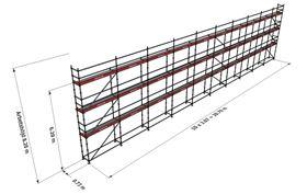 Bild på Modulställningspaket (252 m²)