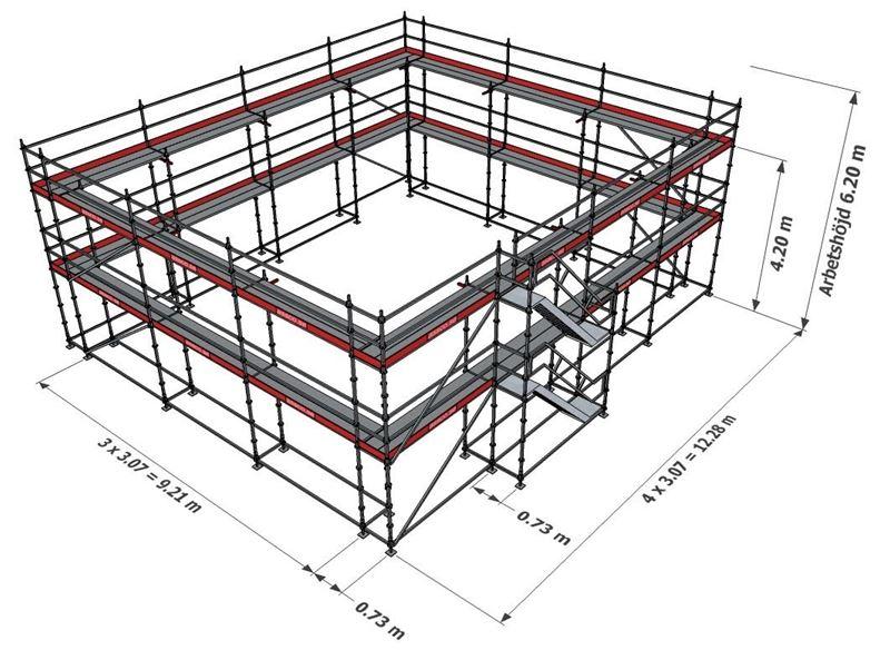 Bild på Modul Lilla villan (266 m²)