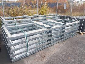 Bild på Transportcontainer för 30st staket