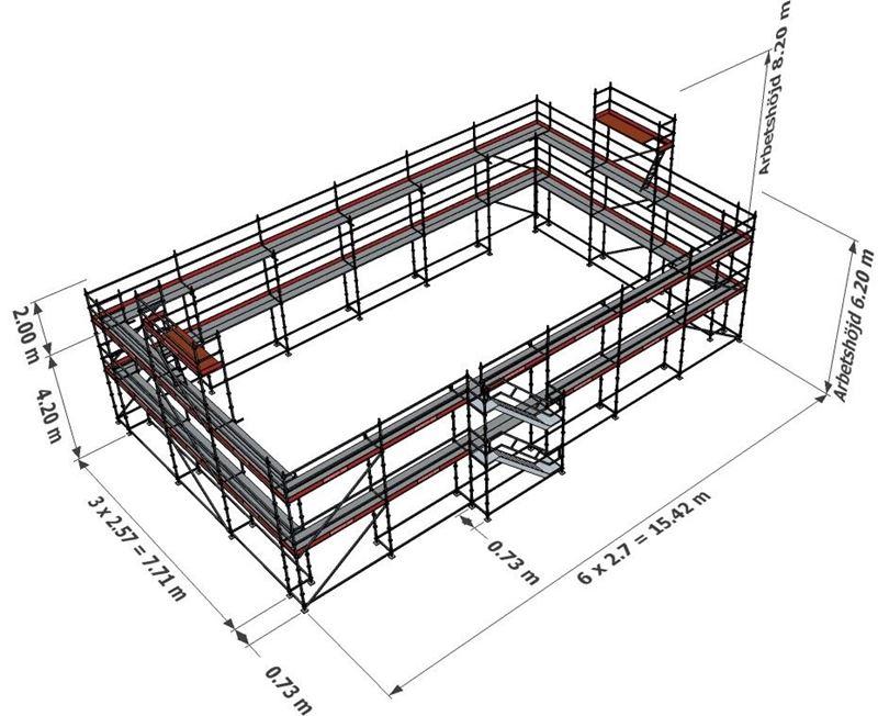Bild på Modul Hela Villan (296 m²)
