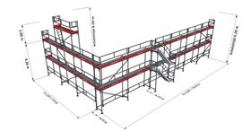 Bild på Halva Villan ram alu (148 m²)