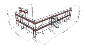 Bild på Halva Villan ram stål (148 m²)