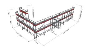 Bild på Halva Villan ram alu (177 m²)