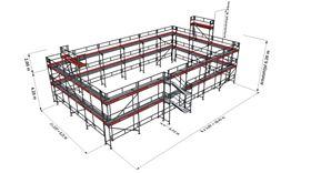 Bild på Hela Villan ram alu (354 m²)