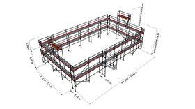 Bild på Hela Villan ram stål (296 m²)