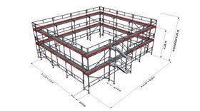Bild på Lilla hela Villan ram alu (223 m²)