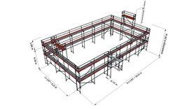 Bild på Hela Villan ram stål (354 m²)