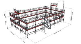 Bild på Modul Hela Villan (296 m²) med Dubbelräcke