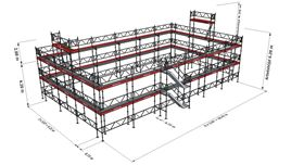 Bild på Modul Hela Villan (354 m²) med Dubbelräcke